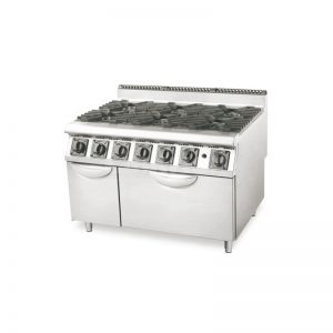 Electric & Gas Cooking Line