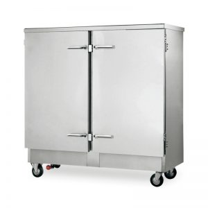 Rice Steaming Cart