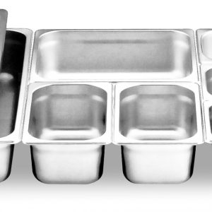 Stainless Steel GN Pans